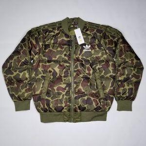 adidas x Pharrell Williams SST Pure Jacket S Camo